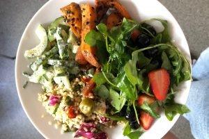 salad extravaganza